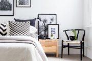 Фото 49 Картины в спальню над кроватью: размещение по фен-шуй и 70+ универсальных сюжетов