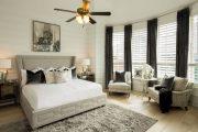 Фото 54 Картины в спальню над кроватью: размещение по фен-шуй и 70+ универсальных сюжетов