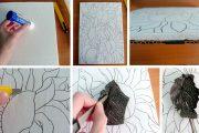 Фото 29 Картины из лоскутов ткани: мастер-классы и вдохновляющие идеи своими руками