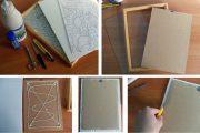 Фото 28 Картины из лоскутов ткани: мастер-классы и вдохновляющие идеи своими руками