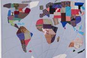 Фото 40 Картины из лоскутов ткани: мастер-классы и вдохновляющие идеи своими руками