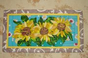 Фото 43 Картины из лоскутов ткани: мастер-классы и вдохновляющие идеи своими руками