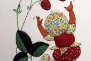 Фото 44 Картины из лоскутов ткани: мастер-классы и вдохновляющие идеи своими руками
