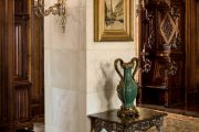 Фото 21 Колонны в интерьере: 75+ идей античного изящества и утонченного ампира