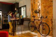 Фото 6 Крепление для велосипеда на стену: популярные виды конструкций и изготовление своими руками