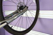 Фото 7 Крепление для велосипеда на стену: популярные виды конструкций и изготовление своими руками