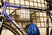 Фото 9 Крепление для велосипеда на стену: популярные виды конструкций и изготовление своими руками