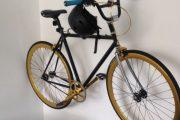 Фото 10 Крепление для велосипеда на стену: популярные виды конструкций и изготовление своими руками