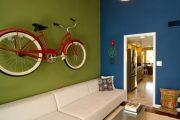 Фото 20 Крепление для велосипеда на стену: популярные виды конструкций и изготовление своими руками