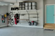 Фото 24 Крепление для велосипеда на стену: популярные виды конструкций и изготовление своими руками