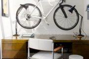 Фото 26 Крепление для велосипеда на стену: популярные виды конструкций и изготовление своими руками