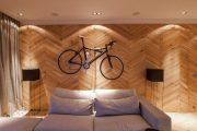Фото 30 Крепление для велосипеда на стену: популярные виды конструкций и изготовление своими руками