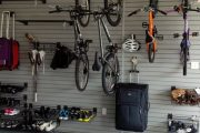 Фото 37 Крепление для велосипеда на стену: популярные виды конструкций и изготовление своими руками