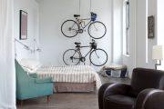 Фото 44 Крепление для велосипеда на стену: популярные виды конструкций и изготовление своими руками