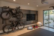 Фото 48 Крепление для велосипеда на стену: популярные виды конструкций и изготовление своими руками