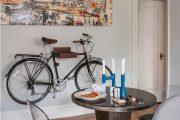 Фото 53 Крепление для велосипеда на стену: популярные виды конструкций и изготовление своими руками