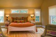 Фото 7 Стоит ли ставить кровать изголовьем к окну? Плюсы, минусы и 80 комфортных реализаций