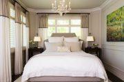 Фото 9 Стоит ли ставить кровать изголовьем к окну? Плюсы, минусы и 80 комфортных реализаций