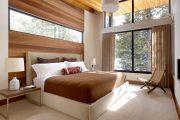 Фото 14 Стоит ли ставить кровать изголовьем к окну? Плюсы, минусы и 80 комфортных реализаций
