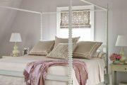Фото 15 Стоит ли ставить кровать изголовьем к окну? Плюсы, минусы и 80 комфортных реализаций