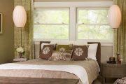 Фото 17 Стоит ли ставить кровать изголовьем к окну? Плюсы, минусы и 80 комфортных реализаций