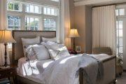 Фото 29 Стоит ли ставить кровать изголовьем к окну? Плюсы, минусы и 80 комфортных реализаций