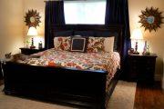 Фото 30 Стоит ли ставить кровать изголовьем к окну? Плюсы, минусы и 80 комфортных реализаций