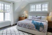 Фото 31 Стоит ли ставить кровать изголовьем к окну? Плюсы, минусы и 80 комфортных реализаций
