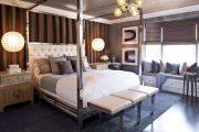 Фото 4 Стоит ли ставить кровать изголовьем к окну? Плюсы, минусы и 80 комфортных реализаций