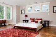 Фото 54 Стоит ли ставить кровать изголовьем к окну? Плюсы, минусы и 80 комфортных реализаций
