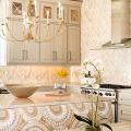 Кухня цвета слоновой кости: благородство оттенков айвори в вашем доме фото