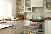 Фото 5 Кухня цвета слоновой кости: благородство оттенков айвори в вашем доме
