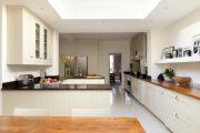 Фото 8 Кухня цвета слоновой кости: благородство оттенков айвори в вашем доме