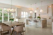 Фото 9 Кухня цвета слоновой кости: благородство оттенков айвори в вашем доме