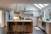 Фото 10 Кухня цвета слоновой кости: благородство оттенков айвори в вашем доме