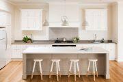 Фото 11 Кухня цвета слоновой кости: благородство оттенков айвори в вашем доме