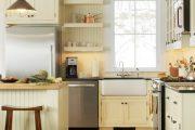 Фото 13 Кухня цвета слоновой кости: благородство оттенков айвори в вашем доме