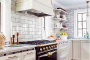 Фото 14 Кухня цвета слоновой кости: благородство оттенков айвори в вашем доме