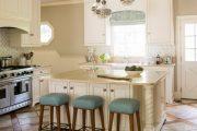 Фото 17 Кухня цвета слоновой кости: благородство оттенков айвори в вашем доме