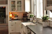 Фото 22 Кухня цвета слоновой кости: благородство оттенков айвори в вашем доме