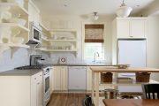Фото 23 Кухня цвета слоновой кости: благородство оттенков айвори в вашем доме