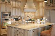 Фото 25 Кухня цвета слоновой кости: благородство оттенков айвори в вашем доме