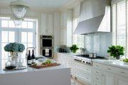 Фото 29 Кухня цвета слоновой кости: благородство оттенков айвори в вашем доме