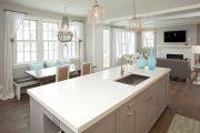 Фото 30 Кухня цвета слоновой кости: благородство оттенков айвори в вашем доме