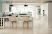 Фото 31 Кухня цвета слоновой кости: благородство оттенков айвори в вашем доме