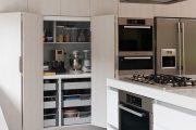 Фото 33 Кухня цвета слоновой кости: благородство оттенков айвори в вашем доме