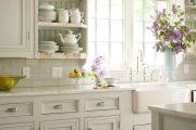 Фото 34 Кухня цвета слоновой кости: благородство оттенков айвори в вашем доме