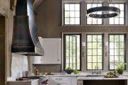 Фото 36 Кухня цвета слоновой кости: благородство оттенков айвори в вашем доме