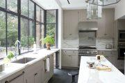Фото 39 Кухня цвета слоновой кости: благородство оттенков айвори в вашем доме