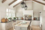 Фото 40 Кухня цвета слоновой кости: благородство оттенков айвори в вашем доме